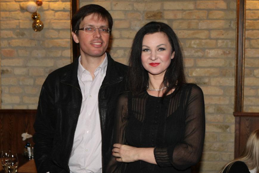 Laimas Fergizas ir Eglija Vaitkevičė