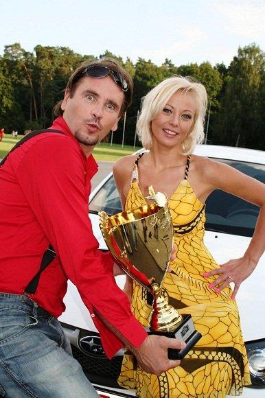 """Muzikos čempionų taurė"" su Marijumi ir Mia"