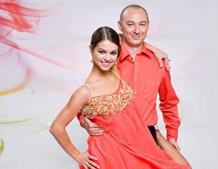 Aistis Mickevičius ir Viktorija Kunauskaitė