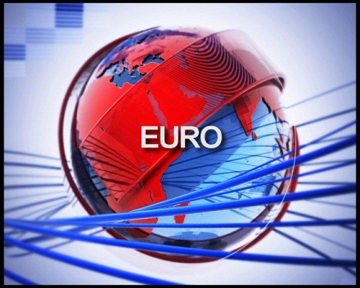 """LNK žinių rubrikos """"Euro"""" vinjetė"""