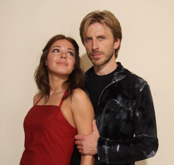A.Ditkovskytė ir P.Vanagas