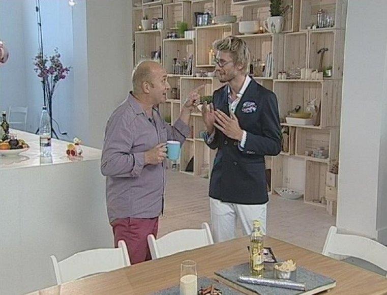 J.Smoriginas ir A.Ivanauskas