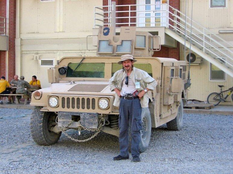 Gediminas Simniškis Kabule