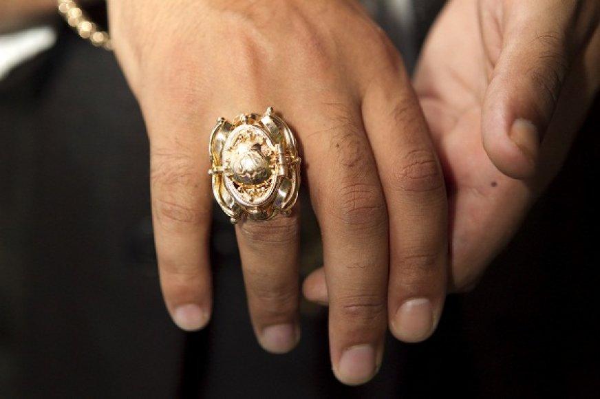 Radžio žiedas