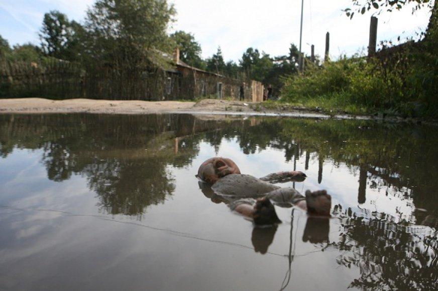Gyvenimas Vilniaus tabore