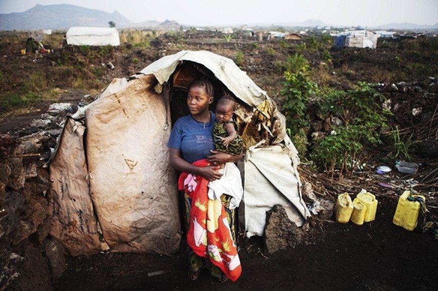 Pasaulį kamuojantis skurdas