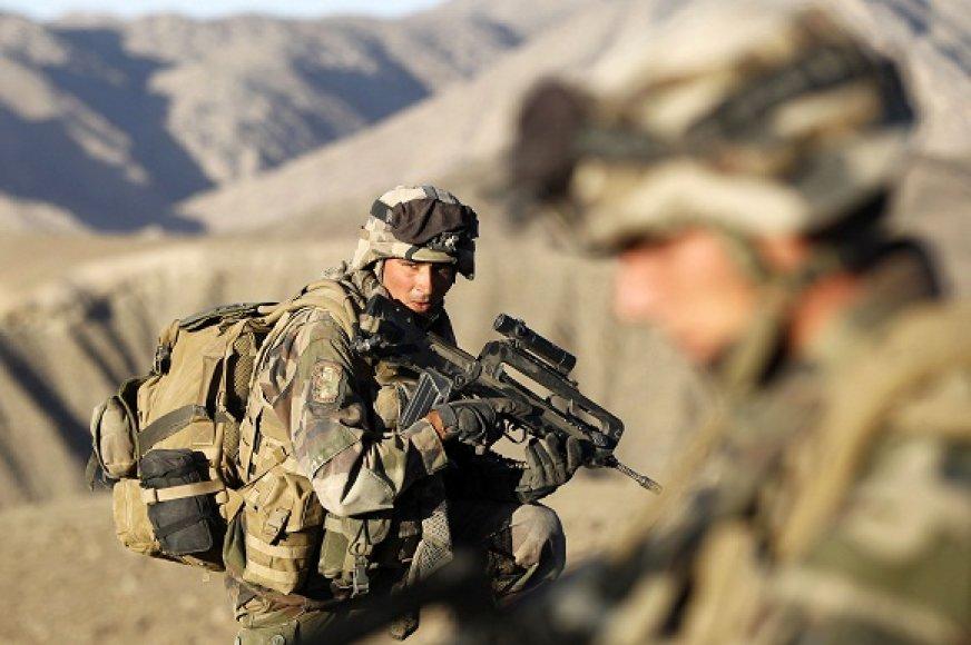 Gyvenimas Afganistane