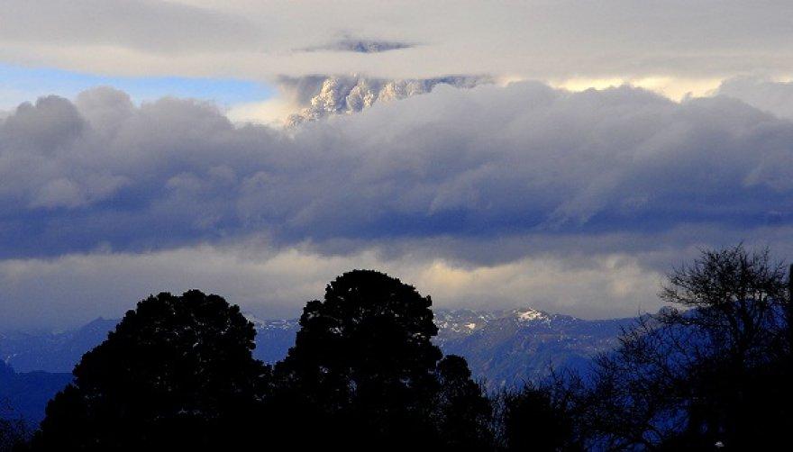 Ugnikalnio išsiveržimas Čilėje