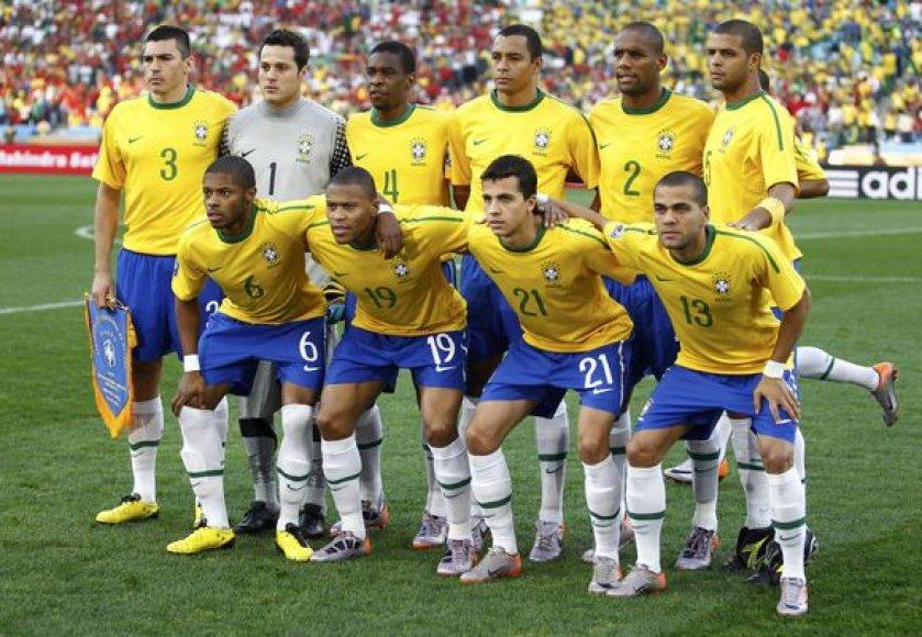 Brazilijos rinktinė