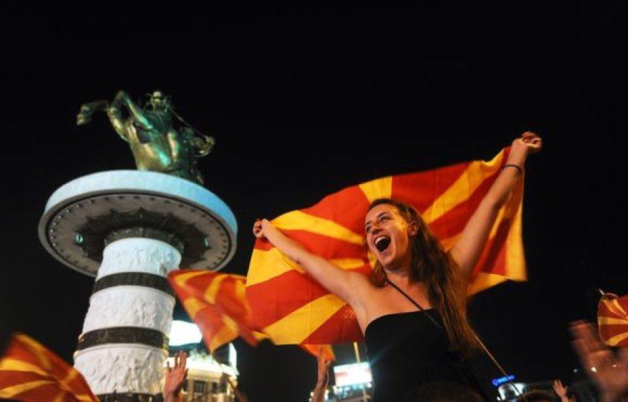 Makedonija ekstazėje