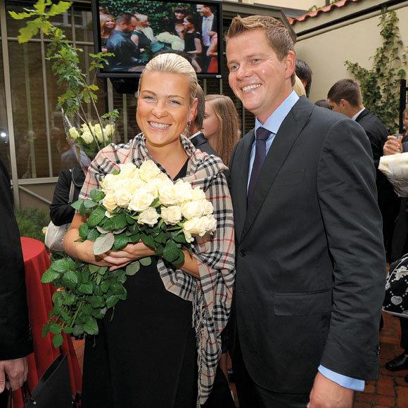 Greta Jansonaitė ir Andrius Vitkevičius