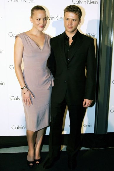 Abbie Cornish ir Ryanas Philippe'as