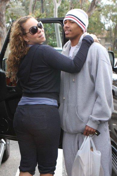Mariah Carey su vyru
