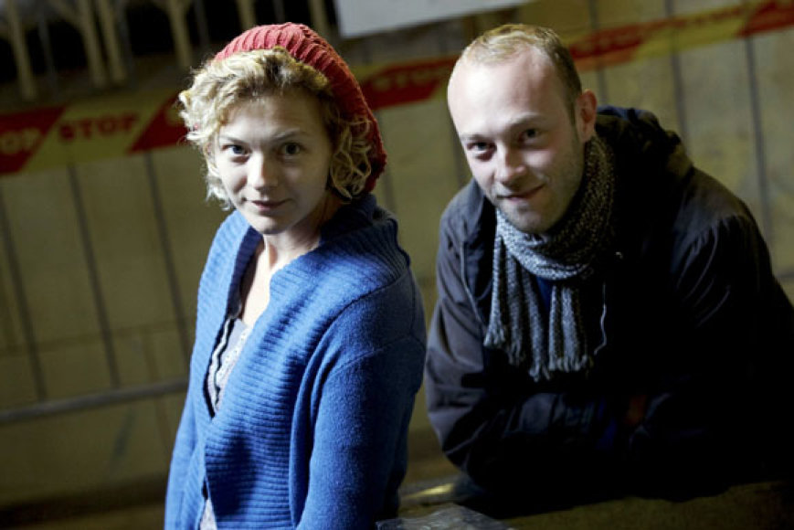 Jono Meko vaikai: Oona ir Sebastijonas