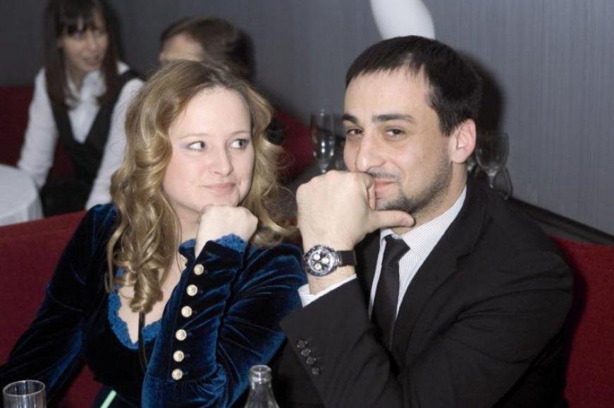Eglė ir Andrius Šulskiai