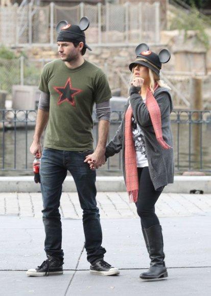 Matthew Rutleris ir Christina Aguilera