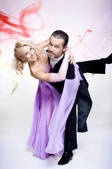Ineta Stasiulytė ir Deividas Meškauskas