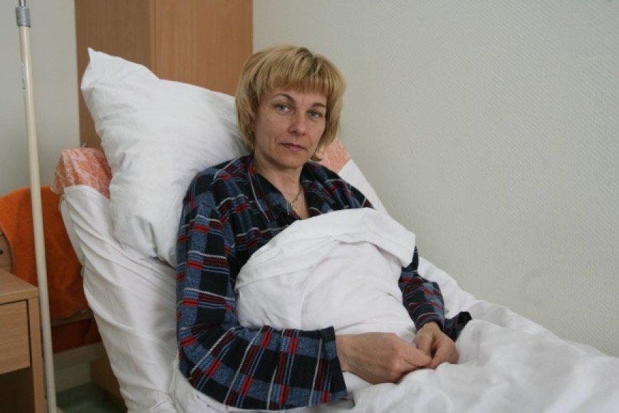 albinaPo incidento Karoliniškių poliklinikoje į ligoninę patekusi A.Kavaliauskaitė teigia, kad konfliktas įsižiebė kur kas anksčiau – po drąsių jos pasisakymų apie sveikatos apsaugos sistemos reformą.
