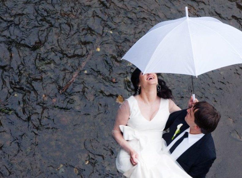 Itin daug vilniečių nori susituokti 2011 11 11.