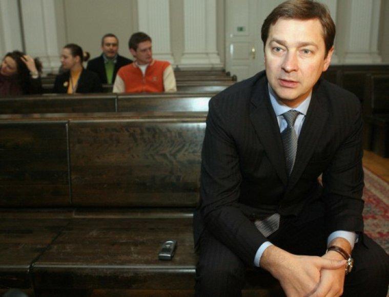 Naujojo mero rinkimai vėl priminė 2003 metų rinkimų detektyvą, kuris A.Zuokui baigėsi teisiamųjų suole.