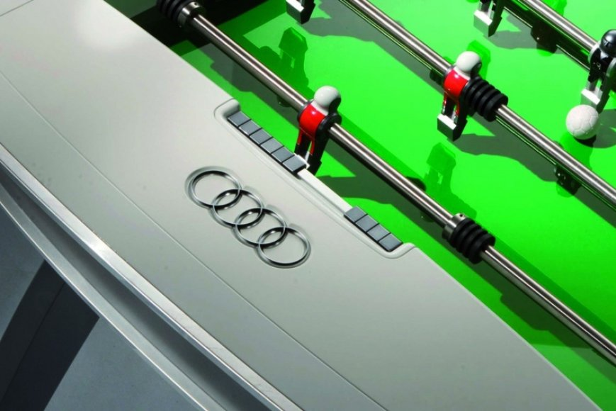 """Audi Design"" stalo futbolo stalas"
