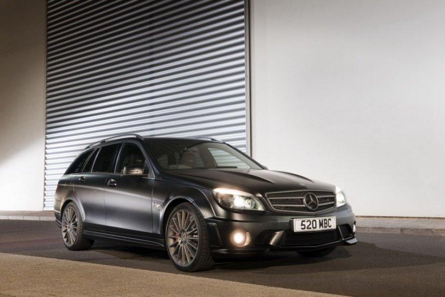 """""""Mercedes Benz C-Class DR 520"""""""
