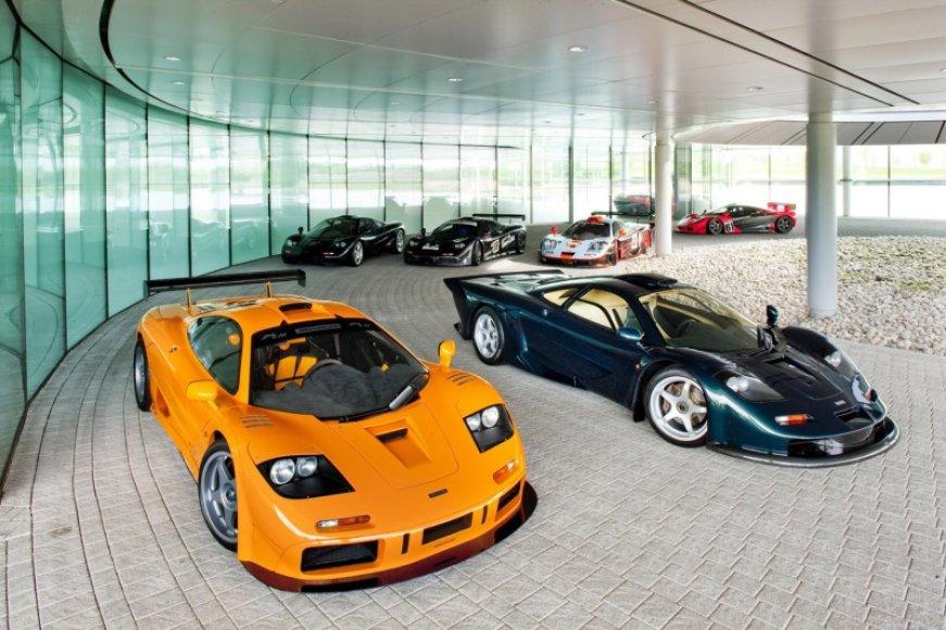 """""""McLaren F1"""""""
