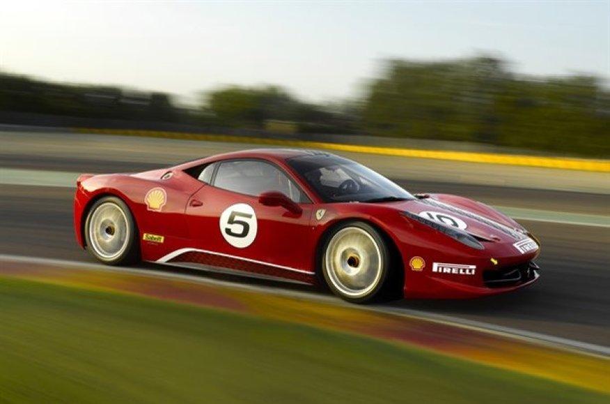 """""""Ferrari 458 Challenge"""""""