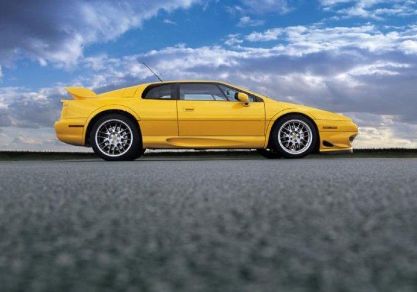 """""""Lotus Esprit"""" gali būti vėl gaminamas"""