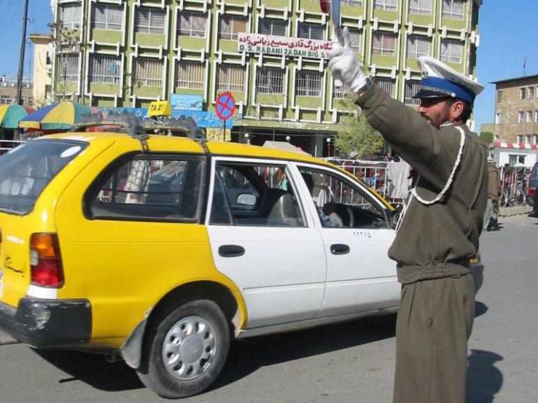 """Toyota Corolla"" Kabule"