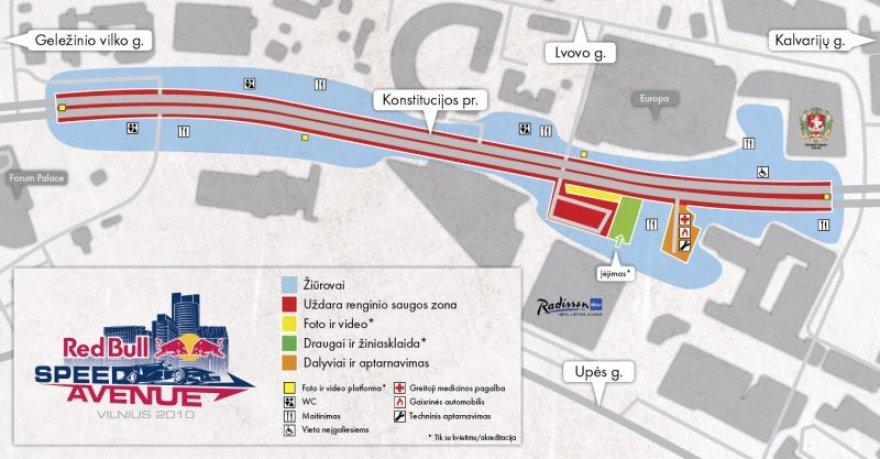 Rugsėjo 1-ąją Konstitucijos prospekte bus ribojamas eismas