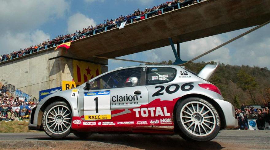 """""""Peugeot 206 WRC"""""""