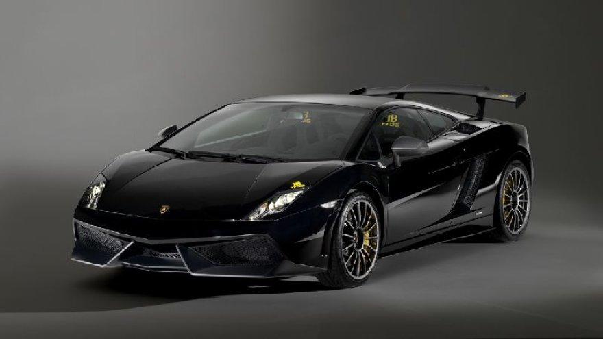 """""""Lamborghini"""" su laikrodžių gamintoju sukūrė lengviausią """"Gallardo"""""""