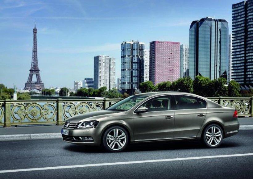 "Naujas septintos kartos ""VW Passat"""