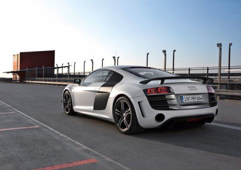 """Audi R8 GT"" – 560 Ag už puse milijono"