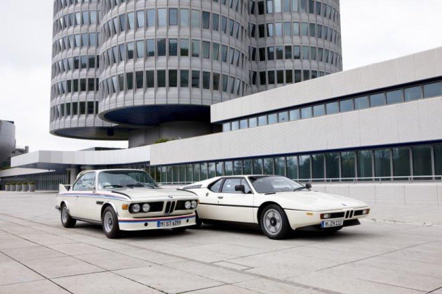 """BMW Classic"" padės restauruoti senus BMW"