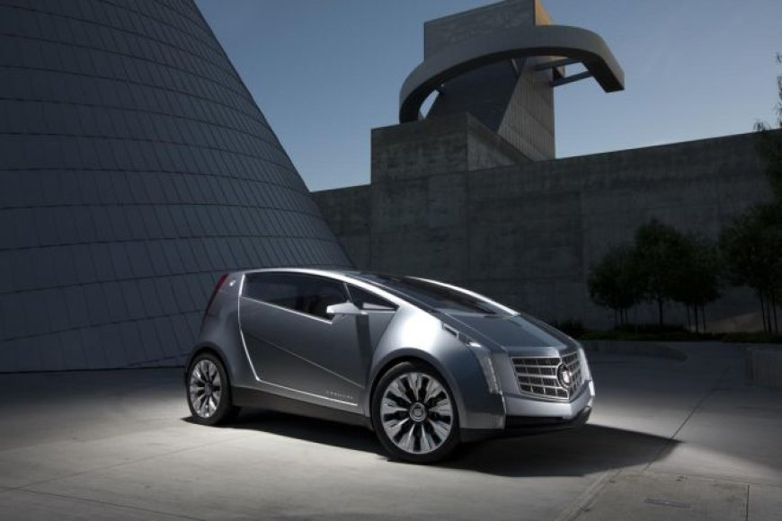 """Cadillac Urban Luxury Concept"""