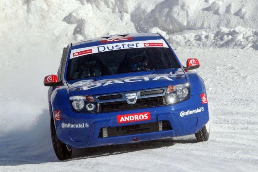 """""""Dacia Duster Ice"""""""