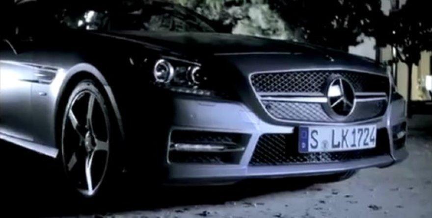"""Mercedes-Benz SLK"""