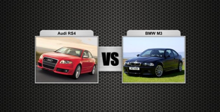 BMW ir AUDI