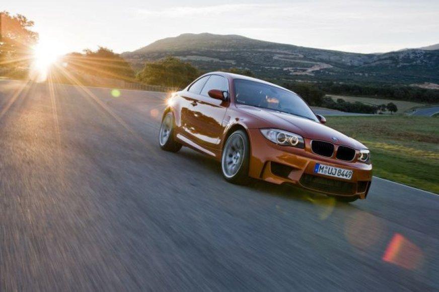 """BMW 1-os serijos """"M"""" kupė"""