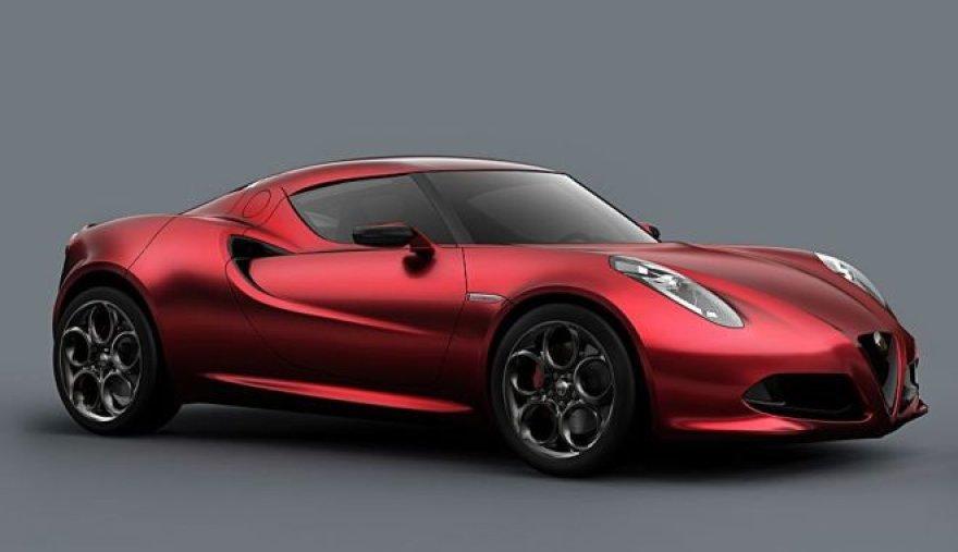 """""""Alfa Romeo 4C Concept"""""""