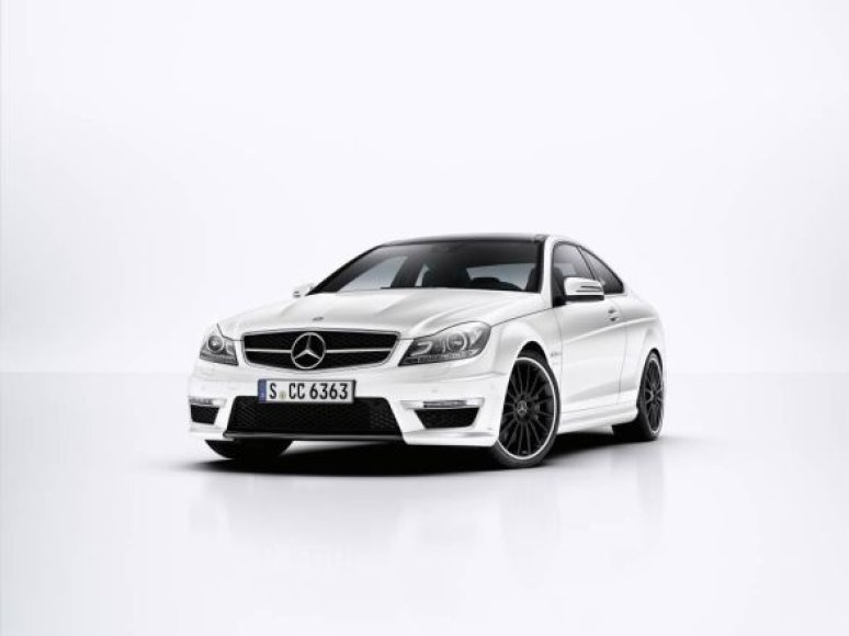 """Mercedes-Benz C63 AMG Coupe"""