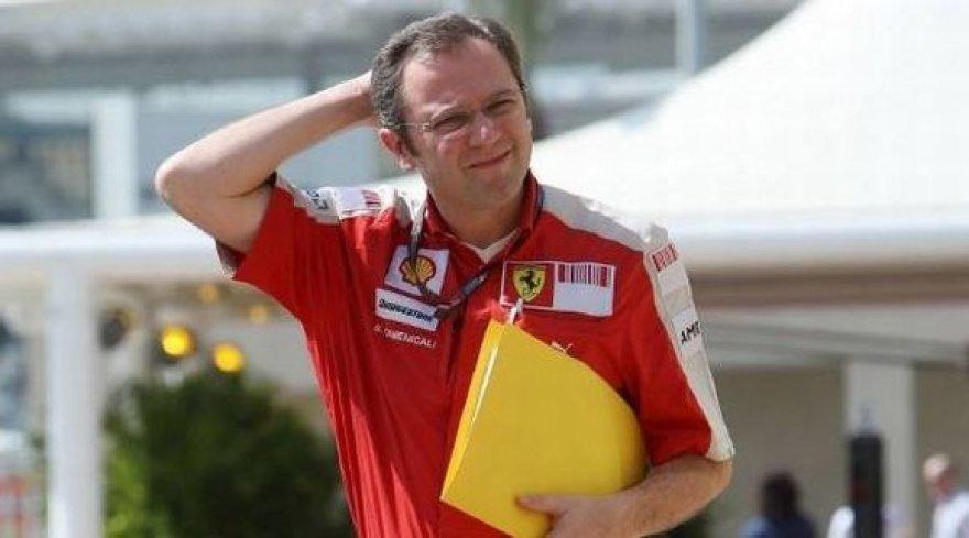 """""""Ferrari"""" vadovas Stefano Domenicali"""