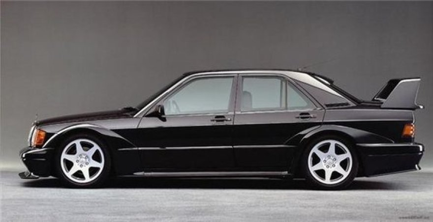 """Mercedes Benz 190"""