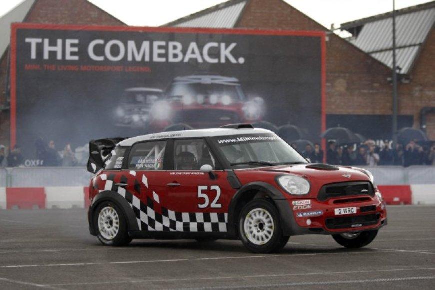 """""""MINI John Cooper Works WRC"""""""