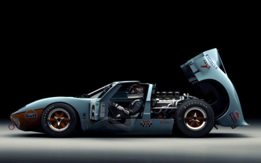 Automobilio 3D modelis