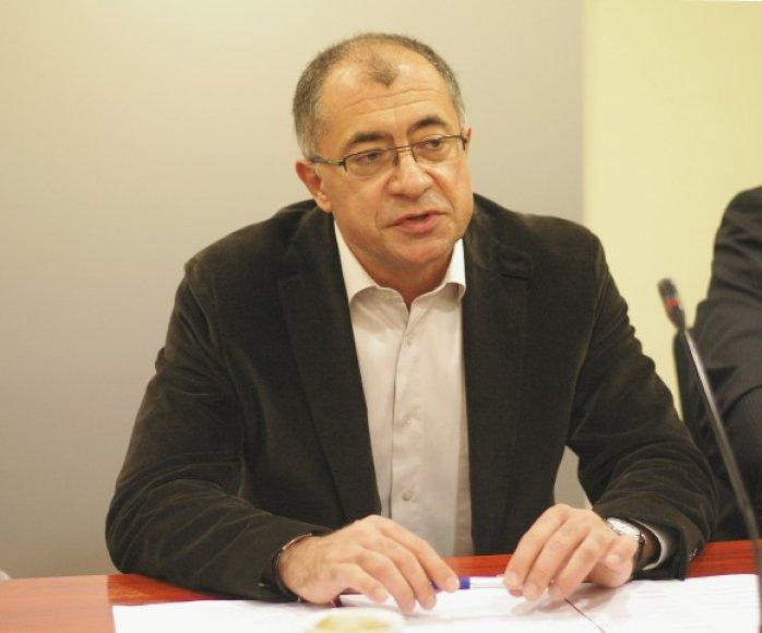 LASF prezidentas Gintaras Furmanavičius