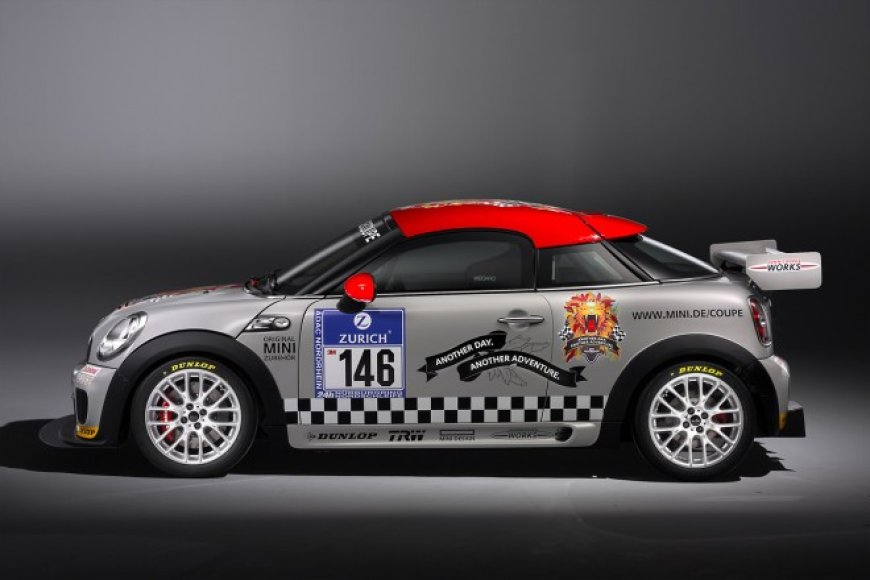 """""""MINI John Cooper Works Coupe Endurance"""""""