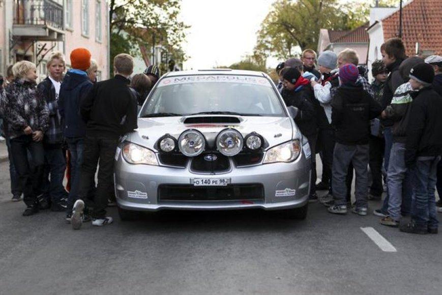 """""""Saaremaa rally 2011"""""""